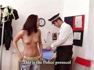 exam porn Cops