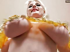 Big Tits Belly Dance