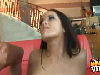 Analed Carmella Bing Jizzed In A 3some