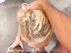 CastingCouch X Anastasia Knight fucked by casting agent