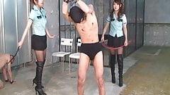 Japanese Mistress Hard Whipping
