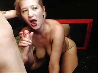 Deepthroat With Camgirl Julia Lovepet