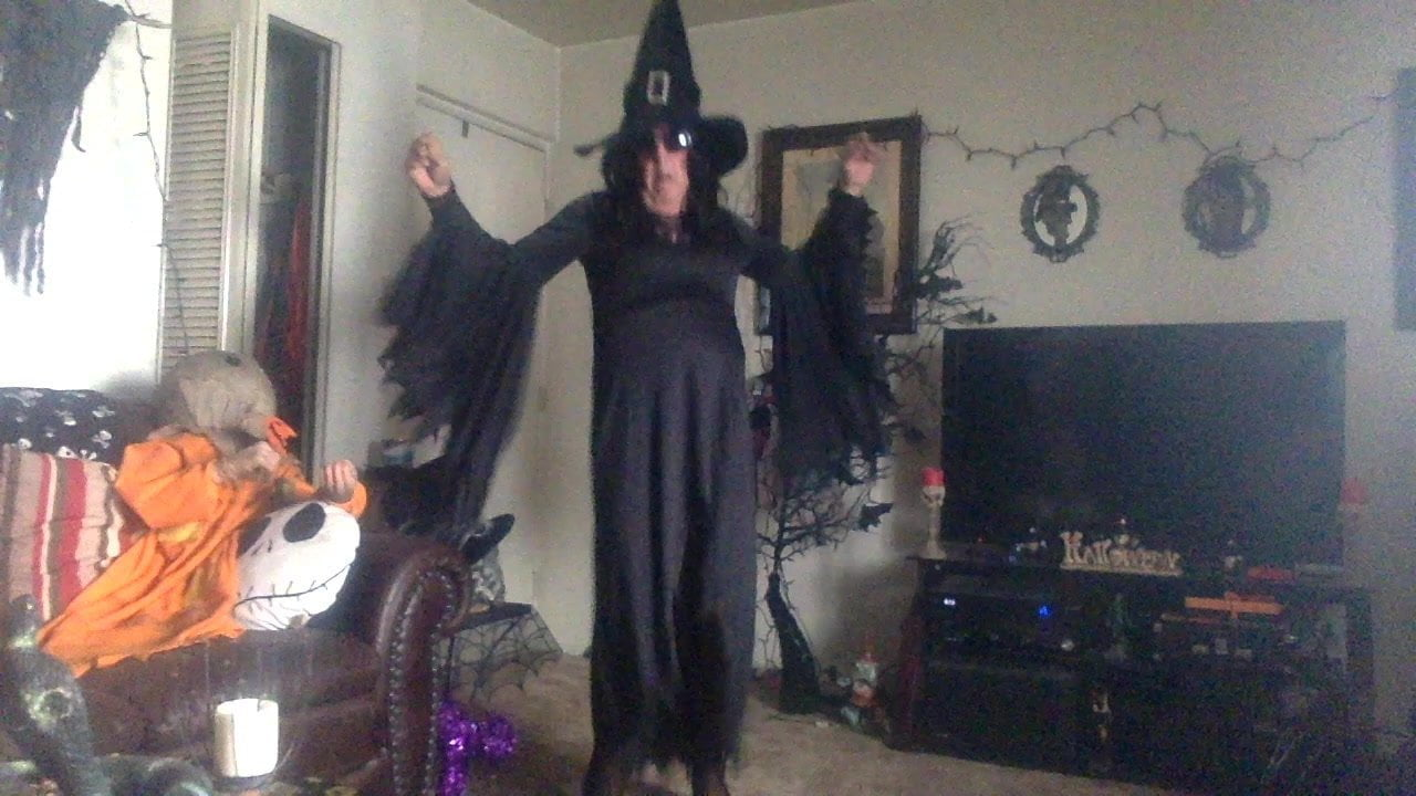 wanton witchy pantyhose