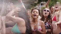 Selena Gomez. Chloe Grace Moretz, others - Neighbors 2