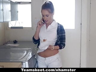 MyBabySittersClub - Dirty Babysitter Wet and Ready for Boss