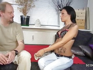 Older Man Seduce 18yr old German Teen to Fuck in UserDate