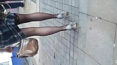 Candid Stockings