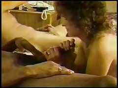 Amateur MMF threesome - Mature wife shared.flv