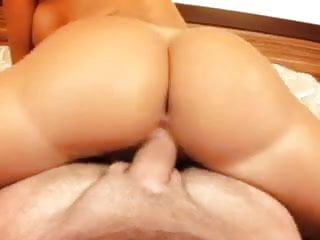 Black Angelika Blows And Rides In Pov