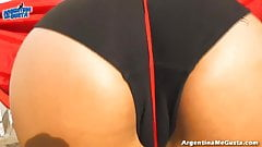 Amazing Body! Big Ass! Big Tits! Big Cameltoe! Perfect Teen!