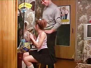 Daughtel fucking dad - Daughter says fuck my hard dad