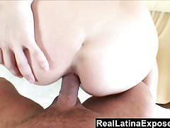 RealLatinaExposed - Latina babe need her holes filled.