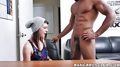 Alice Andrea experiences her first BBC