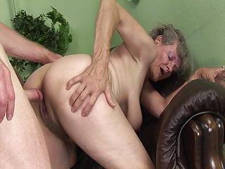 Granny needs an orgasm