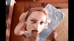 Amateur facial 193 eye contact