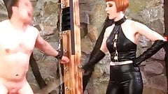 Caning with no mercy
