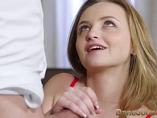 rubias cogiendo