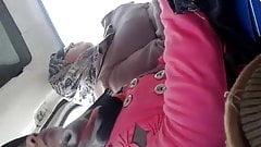 spy cam (14) mom or duaghter !!