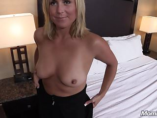 Sexy delight blonde
