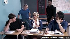 Big Tits at School - Alexis Monroe Johnny Sins - Good Girl