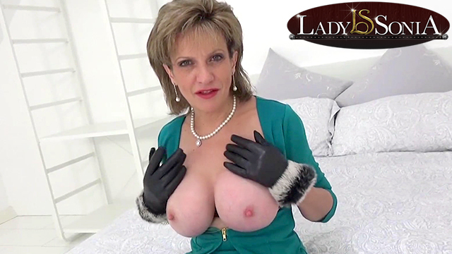 Lady sonia zralé porno