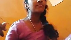 Fucking girl with Tamil super