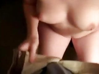 Dirty Brunette GF. Great Tits!!