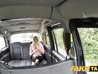 Preview 1 of Fake Taxi Sexy mum with big tits sucks cock