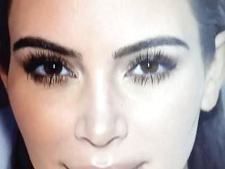 Kardashian Kim Cumtribute