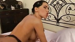Hot Latina fucked in all her holes