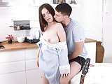 TeenMegaWorld -X-Angels.com- Babe's everyday breakfast