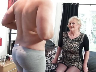 British Old Slut S Cunt Requires A New Big Cock Every Day