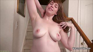 Busty Bebe Fuller Pussy Masturbate