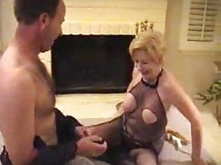 Dianes lingerie - Hot granny diane richards banging fan