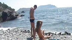 Topless girls