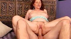 Slut Granny Fucked Hard