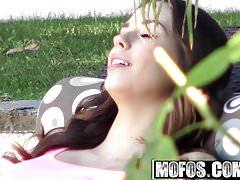 Mofos - Pervs On Patrol - Madi Meadows - Busty Teens Rides V