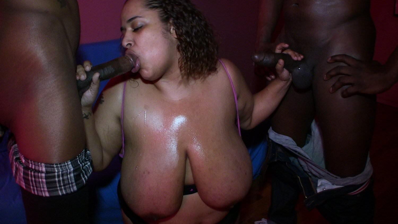 Puerto rican bbw topless #2