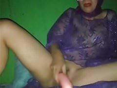 Mom Tudung Ungu