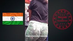 india booty jiggle