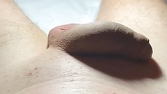 Brazilian Wax for a Big Floppy Dick Part 5 Finish + Oil's Thumb