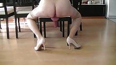 Milking long Cock