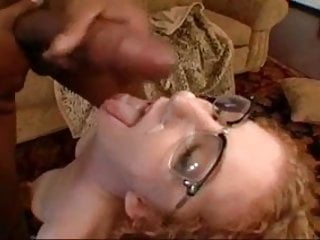 Mature Red Head Fucks Young BBC