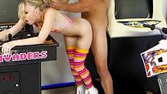 Lily Rader Pinball Girl