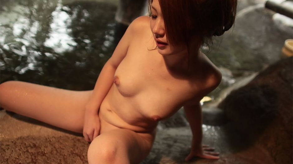 Japanese babe, Saori Ono had intercourse within the spa, uncensored