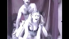 Diora Baird, Love Shack 2010 (Threesome erotic scene) MFM