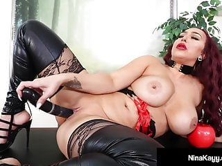Download video bokep Big Butt Babe Nina Kayy Punishes All Her Small Cock Fans! Mp4 terbaru