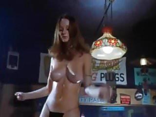sexy topless cool boobs gogo hippie girl club dance 60s 2