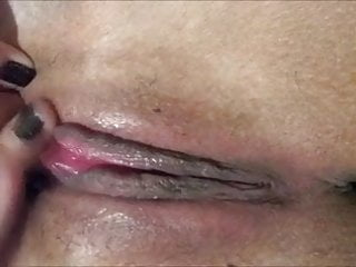 Girlfriend Masturbating Wet
