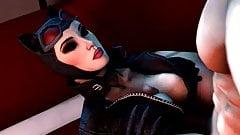 S F M Art Catwoman